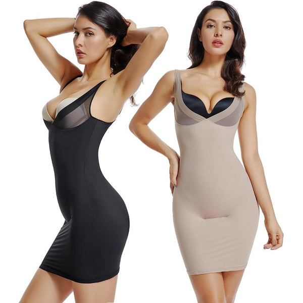 Zylah - Slimming Under Garment Slip Dress