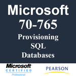 70-765 Provisioning SQL Databases