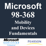98-368 Mobility and Devices Fundamentals