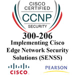 300-206 Implementing Cisco Edge Network Security Solutions (SENSS)