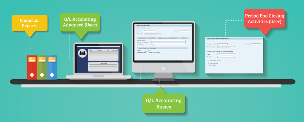 SAP FI - Financial Accounting User Training Package