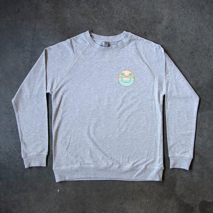 Fork Bridge Sweatshirt - Unisex