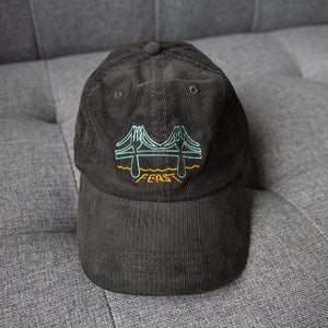 Fork Bridge Hat