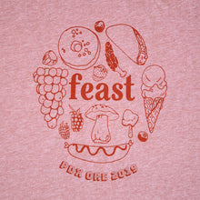 Feast T-Shirt - Womens
