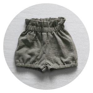 "Baby bloomers ""shorts"" olive"