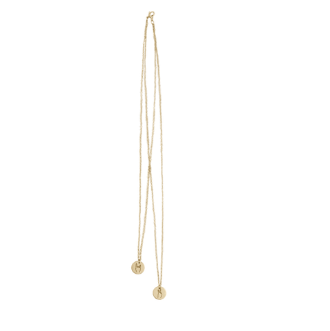 DT Necklace Set (Gold)