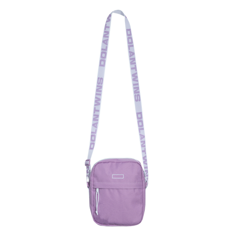 Rectangle Crossbody (Lavender)