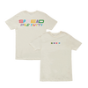 Spread Positivity T-Shirt (Cream)