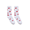 Icon Socks (Red)