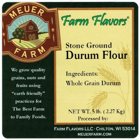 Durum Flour - 5# Bag