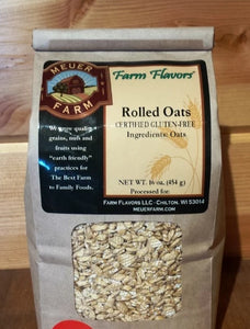 Rolled Oats - 1# Bag