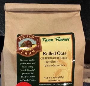 Rolled Oats - 2# Bag