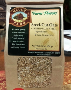Steel Cut Oats - 1# Bag