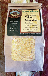Yellow Corn Meal - 1# Bag
