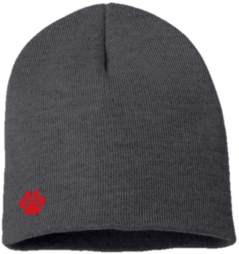 Alder Creek Knit Cap-Charcoal