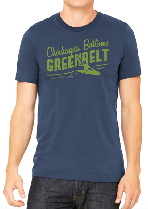 Chichaqua Bottoms Greenbelt Tee