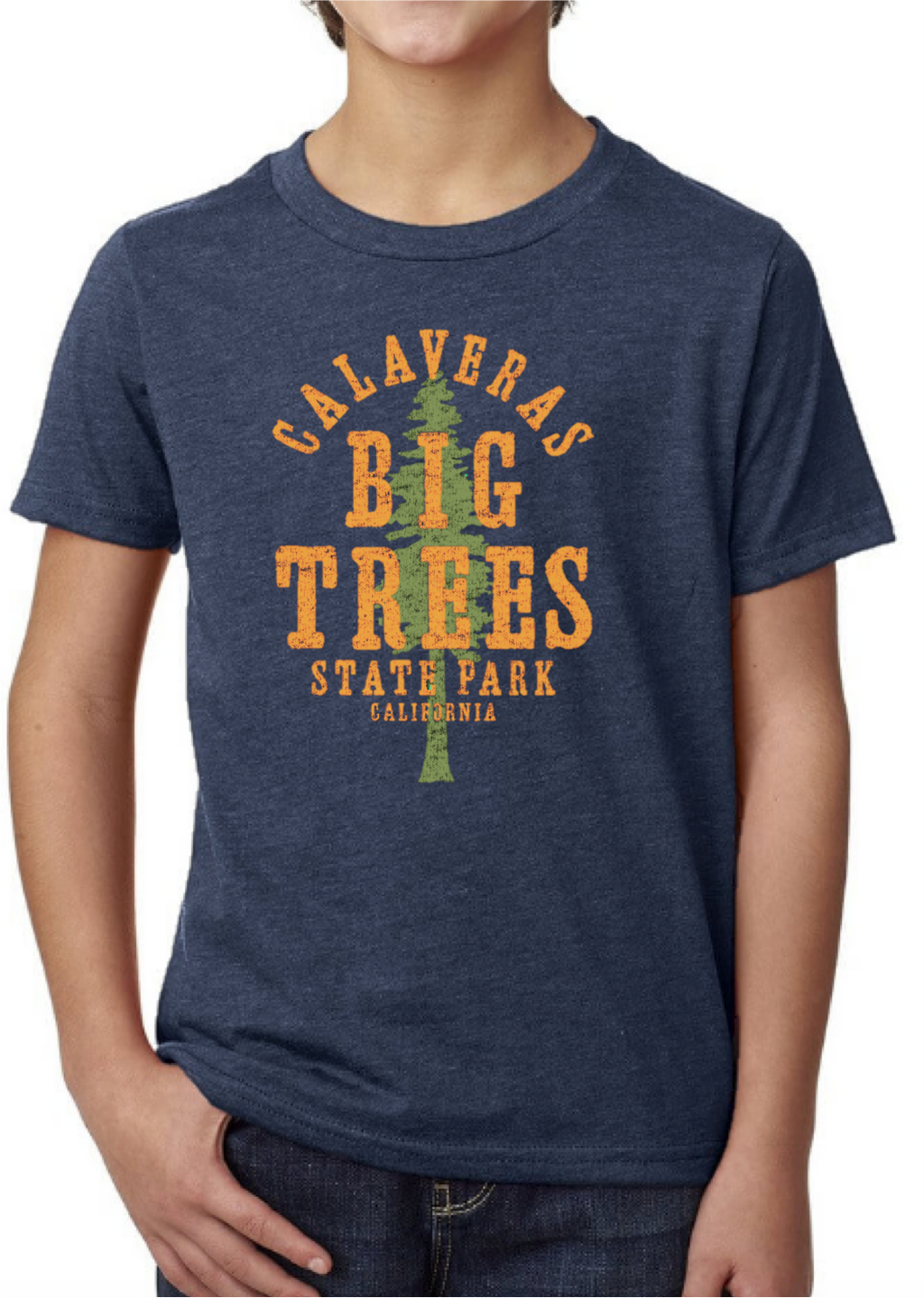 Kids Calaveras Big Trees State Park Tee