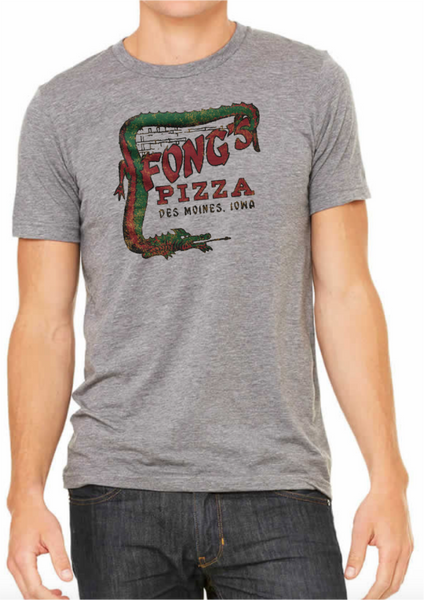 Fong's Pizza Dragon Tee