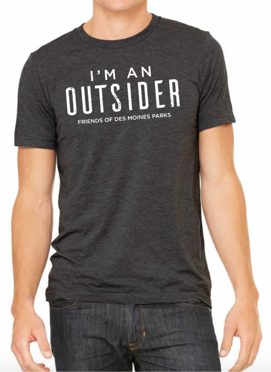 'I'm An Outsider' Tee