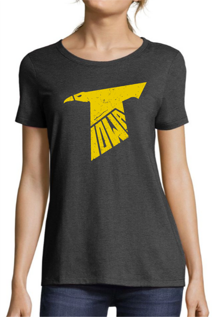 Women's IOWA Hawk Tee