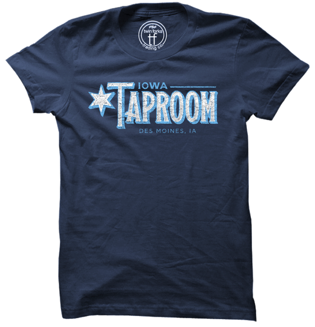 Iowa Taproom Logo Tee
