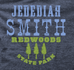 Jedediah Smith Redwoods State Park Tee