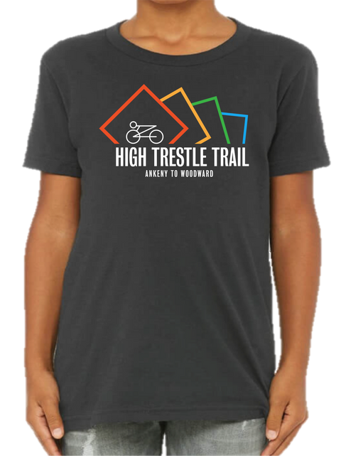 Kids High Trestle Trail Tee