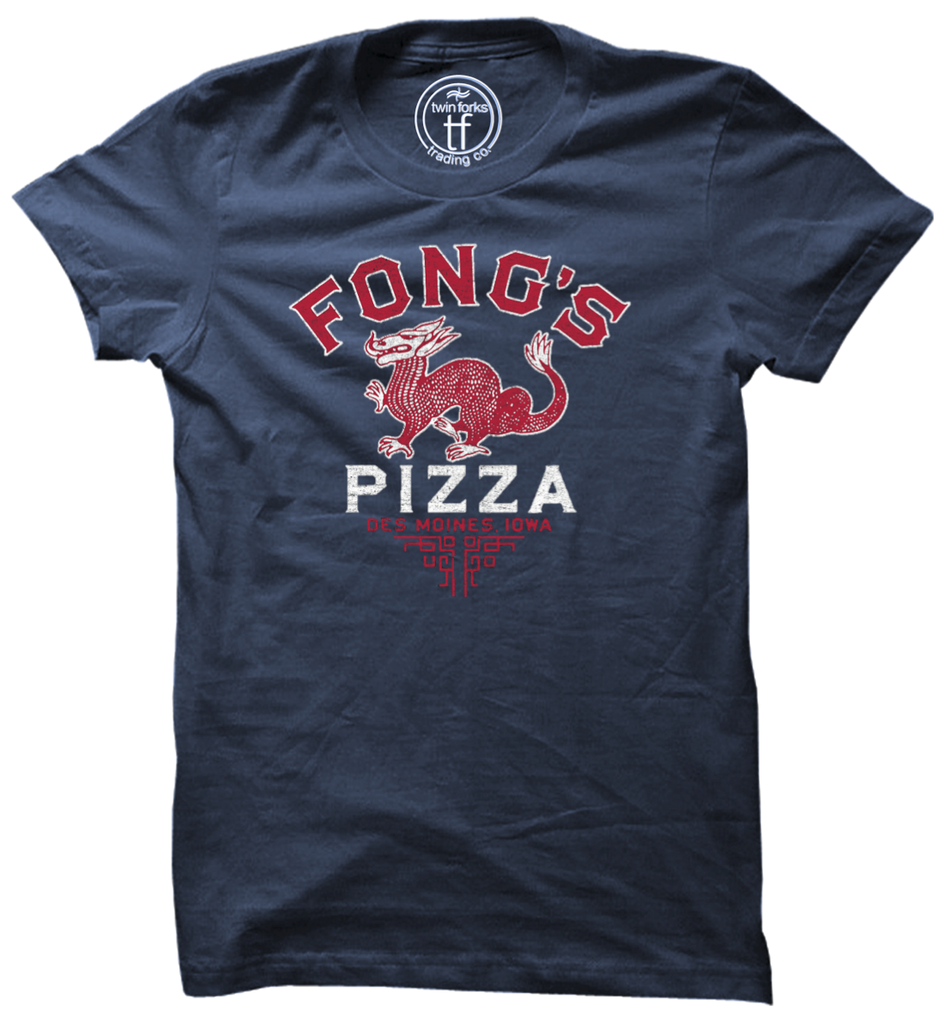 3795d5c60 Fong's Pizza Tee – Twin Forks Trading Co.