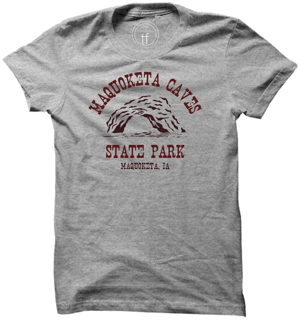 Maquoketa Caves State Park Tee