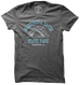 Kids Maquoketa Caves State Park Tee-Metal Gray