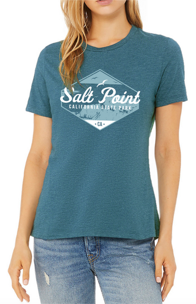 Women's Salt Point State Park Tee