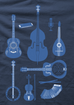 String Instruments Tee