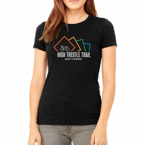Women's High Trestle Trail Tee