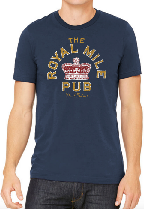 The Royal Mile Tee