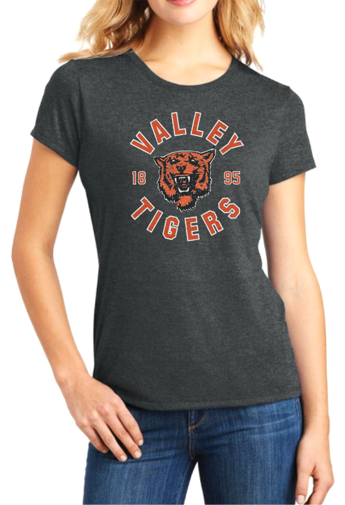 Women's Valley Tigers '1895' Tee