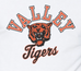 Valley Tigers Unisex Long Sleeve Raglan