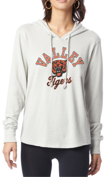 Women's Valley Tigers Heavy Knit Hoody