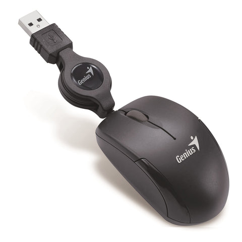 MOUSE GENIUS MICRO TR USB RETRACTIL