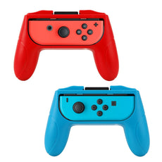 Fundas de agarre para Joy-Con Nintendo Switch (Set x2) Mango largo