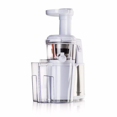 Extractor de jugos Low Speed Juicer – Sistema de extracción semillas Chef Master