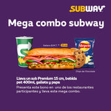 Mega Combo Subway