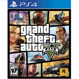 Videojuego PS4 Grand Theft Auto V