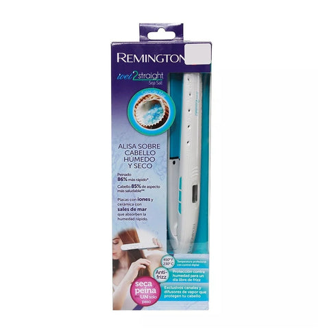 Plancha REMINGTON Sales de Mar Delgada S 7300