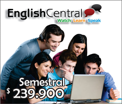 English Central- 6 Meses
