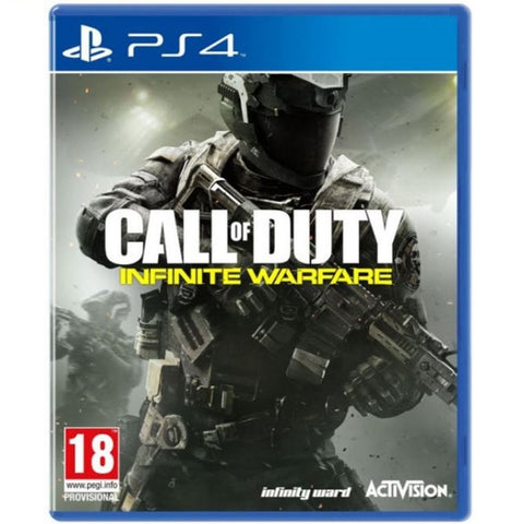 Videojuego PS4 Call Of Duty Infinite Warfare