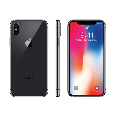Celular iPhone X - 256GB
