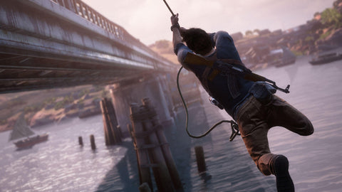 Videojuego PS4 Uncharted 4 A Thief's End