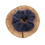 Scrunchie - Navy Knit