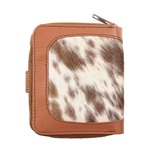 Cowhide Boot Keychain 061