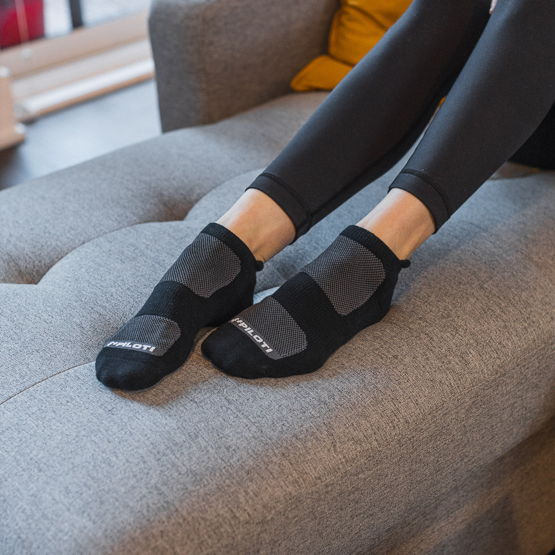 Women's Socks Single Pack - Black